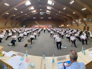 Delegiertenversammlung vom 25.06.2020
