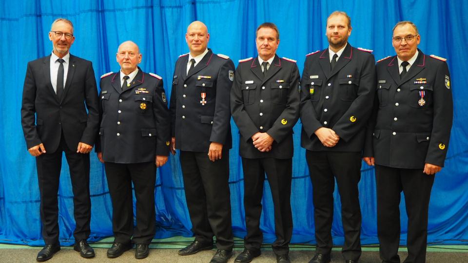 Jahreshauptversammlung des Kreisfeuerwehrverbandes Schleswig-Flensburg