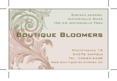 Botique Bloomers