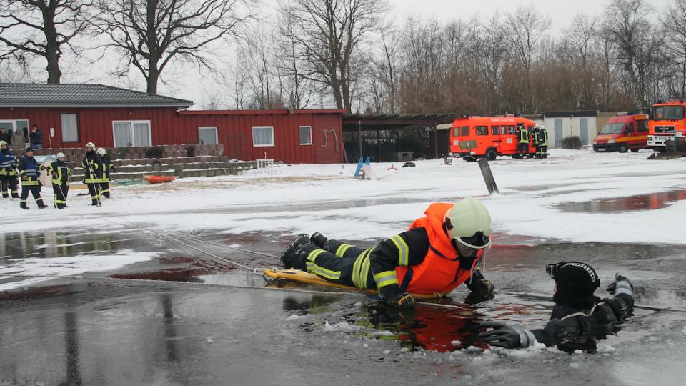 Sicherheitstipps Eisflächen