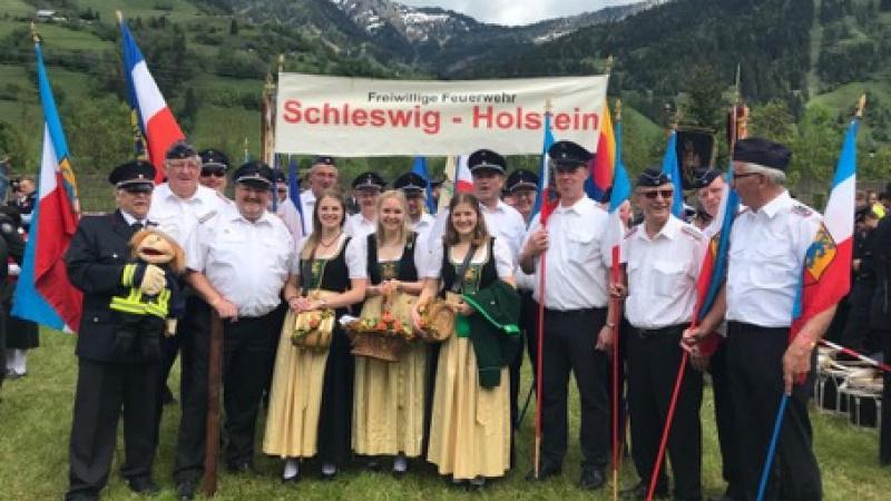 Internationale Feuerwehrsternfahrt Dorf Gastein 2019